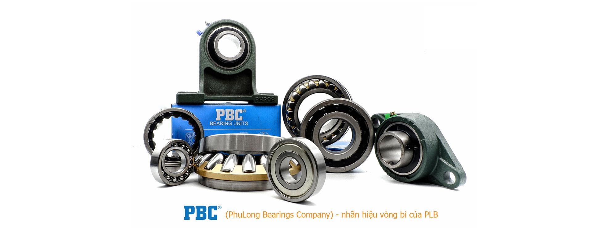 Vòng bi PBC