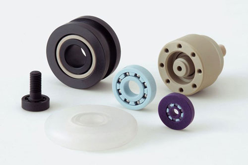 The different types of Plastic Bearings