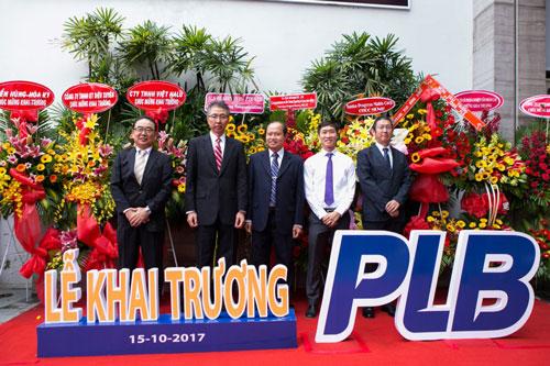 Opening Ceremony of PLB Vietnam