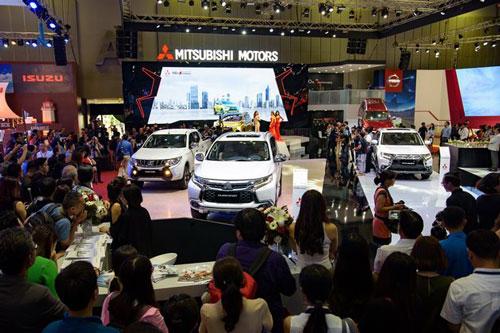 Việt Nam Motor Show 2018 – Sự kiện về ô tô lớn trong năm